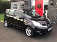 2010 NISSAN NOTE}