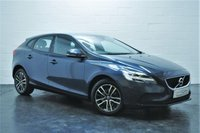 USED 2016 16 VOLVO V40 2.0 T2 MOMENTUM 5d 120 BHP ONLY 1 OWNER + FULL MAIN DEALER SERVICE HISTORY + DAB RADIO + BLUETOOTH