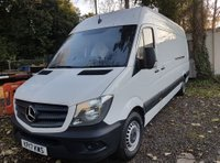 USED 2017 17 MERCEDES-BENZ SPRINTER 2.1 314CDI 1d 140 BHP 17 PLATE  BARGAIN PRICE