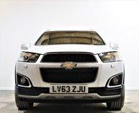 USED 2014 63 CHEVROLET CAPTIVA 2.2 LTZ VCDI 5d AUTO 184 BHP + Sat/Nav, Leather Interior, Blueto
