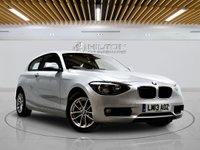 USED 2013 13 BMW 1 SERIES 2.0 116D SE 3d AUTO 114 BHP Well-Maintained by Only 1 Previous Owner With Full Service History - 0% DEPOSIT FINANCE AVAILABLE