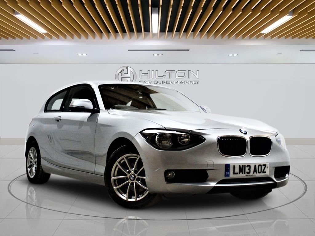 2013 bmw 1 series 116d se 8 950. Black Bedroom Furniture Sets. Home Design Ideas