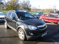 USED 2012 61 VAUXHALL ANTARA 2.4 EXCLUSIV 5d 165 BHP A VERY CLEAN LOW MILEAGE EXAMPLE !!