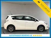 USED 2016 66 TOYOTA VERSO 1.6 D-4D ICON 5d 110 BHP SERVICE HISTORY - 7 SEATS - 1 OWNER - REAR CAMERA - DAB - REAR SENSORS - BLUETOOTH - AIR CON