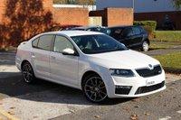 USED 2015 64 SKODA OCTAVIA 2.0 VRS TDI CR DSG 5d AUTO 181 BHP