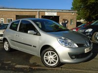 2008 RENAULT CLIO 1.1 EXPRESSION 16V TURBO 3d 100 BHP £1995.00