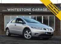 USED 2010 10 HONDA CIVIC 1.8 I-VTEC SE 5d 138 BHP 15000 MILES, AUTOMATIC, SERVICED ANNUALLY BY THE SUPPLYING HONDA DEALER.