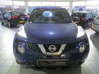 2014 NISSAN JUKE 1.5 ACENTA DCI 5d 110 BHP £7400.00