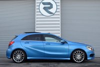 USED 2015 15 MERCEDES-BENZ A CLASS 2.1 A200 CDI AMG SPORT 5DR