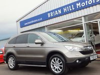 2008 HONDA CR-V 2.0 i-VTEC EX 5dr AUTOMATIC (HIGH SPEC.) £7695.00