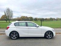 2013 BMW 1 SERIES 1.6 114D SPORT 5d 94 BHP £8495.00