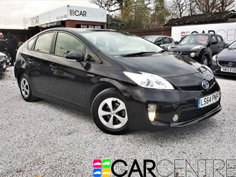 View our 2014 64 TOYOTA PRIUS 1.8 T3 VVT-I 5d AUTO 99 BHP