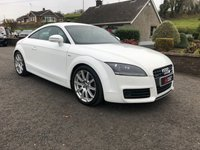 USED 2010 AUDI TT 2.0 TDI QUATTRO S LINE 170 BHP (ONE LADY OWNER)