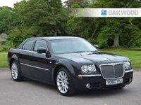 2010 CHRYSLER 300C 3.0 CRD SRT 4d AUTO 215 BHP £6495.00