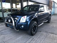 USED 2010 60 ISUZU RODEO 2.5 TD RODEO DENVER MAX DCB 1d 135 BHP New 12 Month MOT and Service Included in Sale