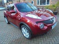 2011 NISSAN JUKE 1.6 TEKNA DIG-T 5d AUTO 4X4 SAT NAV 190 BHP £7250.00