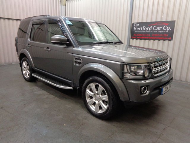 2014 14 LAND ROVER DISCOVERY 3.0 SDV6 XS 5d AUTO 255 BHP