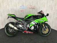 2015 KAWASAKI ZX-10R ZX10R NINJA TOM SYKES LIMITED EDITION LOW MILES  2015 15  £8990.00