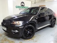 USED 2012 12 BMW X6 3.0 40d xDrive 5dr AUTO