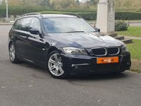 USED 2009 09 BMW 3 SERIES 2.0 318D M SPORT TOURING 5d 141 BHP DRIVES SUPERB HPI CLEAR VGC