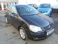 USED 2010 59 VOLKSWAGEN POLO 1.2 MATCH 5d 68 BHP