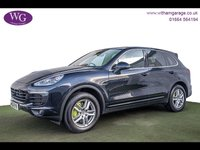 2016 PORSCHE CAYENNE 3.0 S E-HYBRID TIPTRONIC 5d AUTO 333 BHP £49995.00