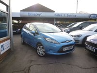 2009 FORD FIESTA 1.2 STYLE PLUS 5d 81 BHP £4999.00