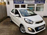 2015 KIA PICANTO 1.2 2 5d AUTO 84 BHP £7995.00