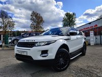 USED 2011 61 LAND ROVER RANGE ROVER EVOQUE 2.2 SD4 Pure AWD 5dr MEGA SPEC+DRIVE AWAY TODAY!!!!