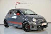 2016 ABARTH 595 1.4 595 YAMAHA FACTORY RACING 3d 158 BHP £11950.00