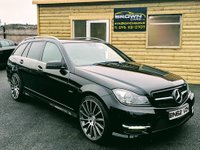 2012 MERCEDES-BENZ C CLASS 2.1 C220 CDI BLUEEFFICIENCY SPORT 5d AUTO 168 BHP £9250.00