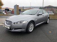 2011 JAGUAR XF 2.2 D SE 4d AUTO 190 BHP £9995.00
