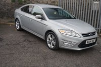 USED 2014 14 FORD MONDEO 2.0 TITANIUM X BUSINESS EDITION TDCI 5d 161 BHP