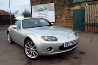 USED 2007 57 MAZDA MX-5 2.0 I ROADSTER SPORT 2d 160 BHP One Former Owner Only 63k