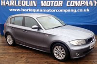 2006 BMW 1 SERIES 2.0 120I SE 5d AUTO 148 BHP £3999.00