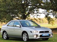 2001 SUBARU IMPREZA 2.0 WRX TURBO AWD 4d 218 BHP £6490.00