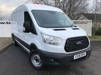 USED 2015 15 FORD TRANSIT 350 RWD 2.2 125BHP L3 H2 **70 VANS IN STOCK**
