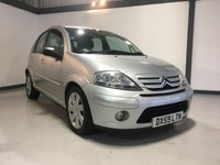 USED 2010 59 CITROEN C3 1.6 EXCLUSIVE 16V 5d AUTO 108 BHP