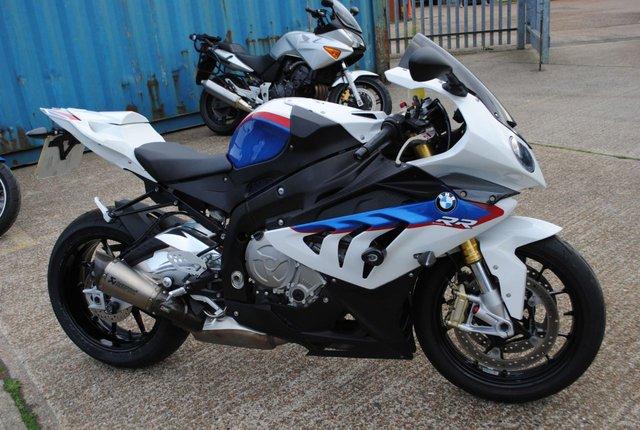 2012 12 BMW S 1000 RR SPORT ABS MOTORSPORT 193 BHP