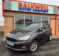 USED 2015 65 FORD GRAND C-MAX 1.5 ZETEC TDCI 5d 118 BHP