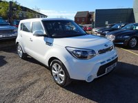 2014 KIA SOUL 1.6 CRDI CONNECT PLUS 5d AUTO 126 BHP £8490.00