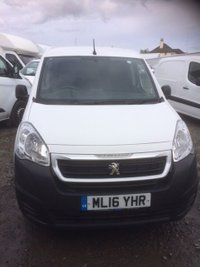 USED 2016 16 PEUGEOT PARTNER 1.6 HDI PROFESSIONAL L1 850