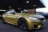 USED 2016 M BMW M4 3.0 M4 2d AUTO 426 BHP