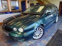 2005 JAGUAR X-TYPE 2.0 SPORT D 5d 130 BHP £2750.00