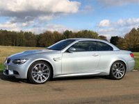 USED 2009 09 BMW M3 M3 4.0 V8 414 BHP 2DR CONVERTIBLE (1 OWNER) +1 OWNER+ F/S/H+ HGE SPEC+