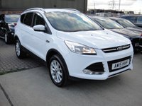 USED 2015 15 FORD KUGA 2.0 TITANIUM TDCI 5d AUTO 177 BHP ANY PART EXCHANGE WELCOME, COUNTRY WIDE DELIVERY ARRANGED, HUGE SPEC