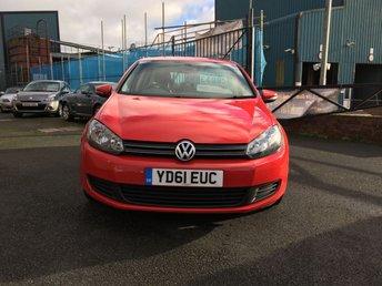 2011 VOLKSWAGEN GOLF 2.0 SE TDI 5d 138 BHP £4995.00