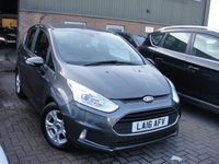 USED 2016 16 FORD B-MAX 1.6 STUDIO 5d AUTO 104 BHP ANY PART EXCHANGE WELCOME, COUNTRY WIDE DELIVERY ARRANGED, HUGE SPEC