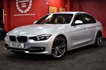2013 BMW 3 SERIES 2.0 320D XDRIVE SPORT 4d 181 BHP £10995.00