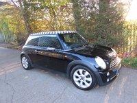USED 2005 05 MINI HATCH COOPER 1.6 COOPER 3d 114 BHP